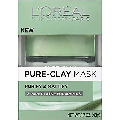 L'Oreal Skin Expert Pure Clay Purify & Mattify Mask