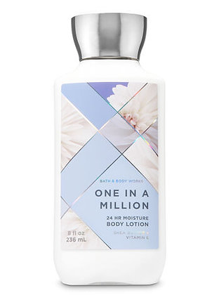 One In A Million Body Lotion