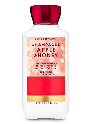 Champagne Apple & Honey Body Lotion