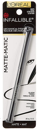 Infallible Matte-Matic Mechanical Eyeliner Ultra Black