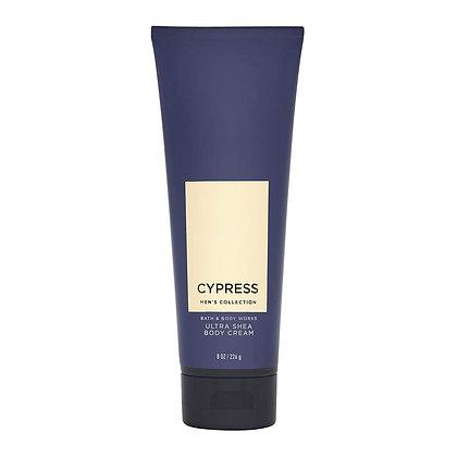Cypress Body Cream (Men's Collection)