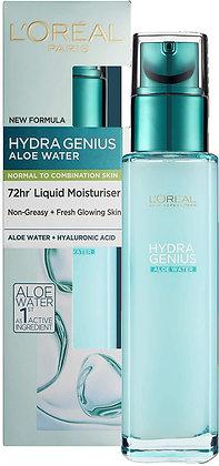 Hydra Genius Aloe Water-Normal/Combination