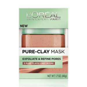 L'Oreal Skin Expert Pure Clay & Refining Face Mask