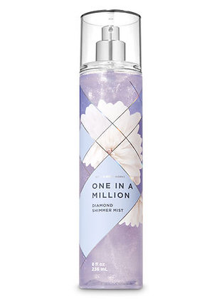 One In A Million Diamond Shimmer Mist