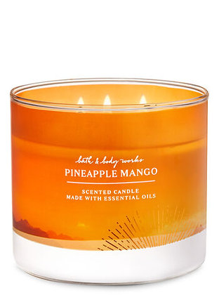 Pineapple Mango 3-WickCandle