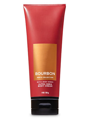 Bourbon Body Cream (Men's Collection)