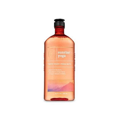 Aromatherapy Sunrise Yoga Body Wash