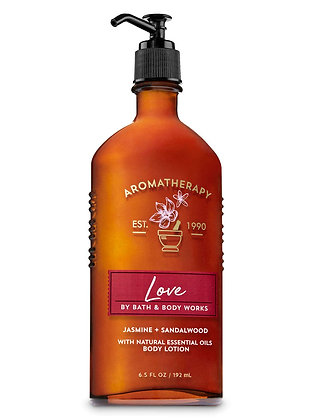 Aromatherapy Love Body Lotion