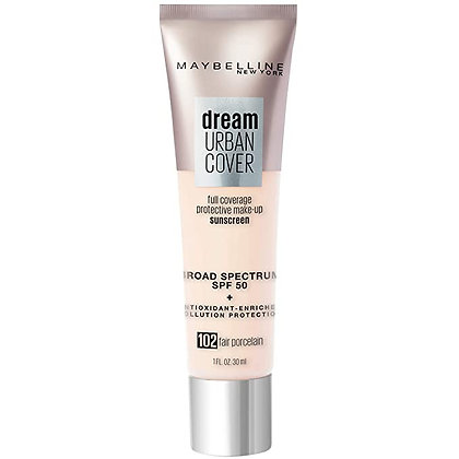 Dream Urban Cover Full Coverage Foundation