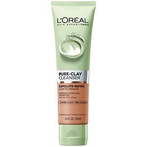 Pure-Clay Exfoliate & Refine Cleanser