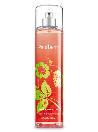 Pearberry Fine Fragrance Mist