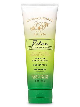 Aromatherapy Relax Body Cream