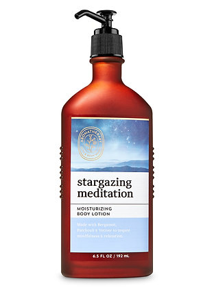 Aromatherapy Stargazing Meditation Body Lotion