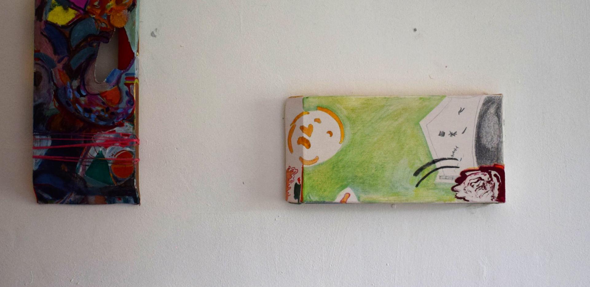 Lockdown paintings installation.jpg