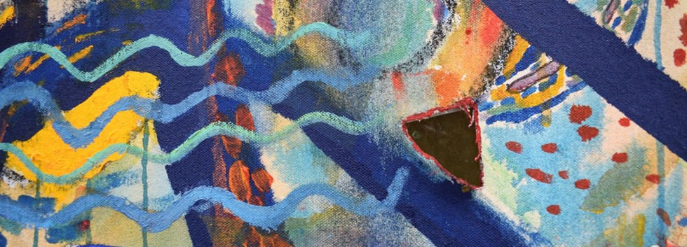 Wave Rhythm close up