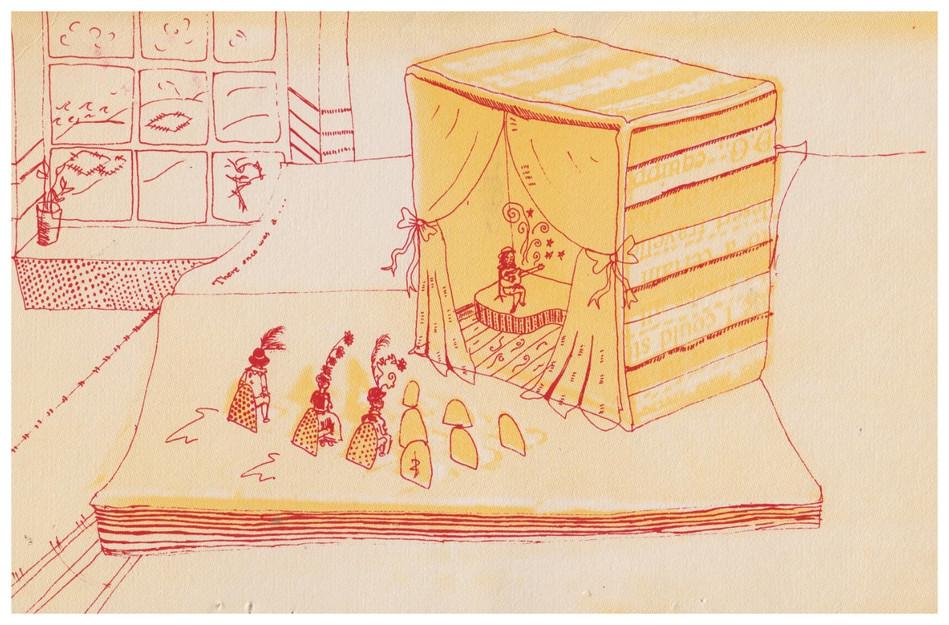 Paper showcase