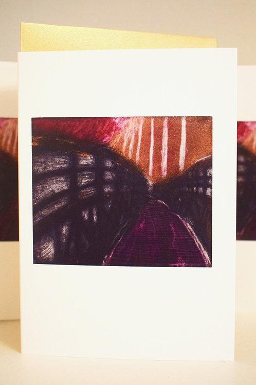 A6 Art Card