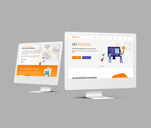 Boosted Commerce Website