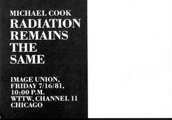 michael cook announcement