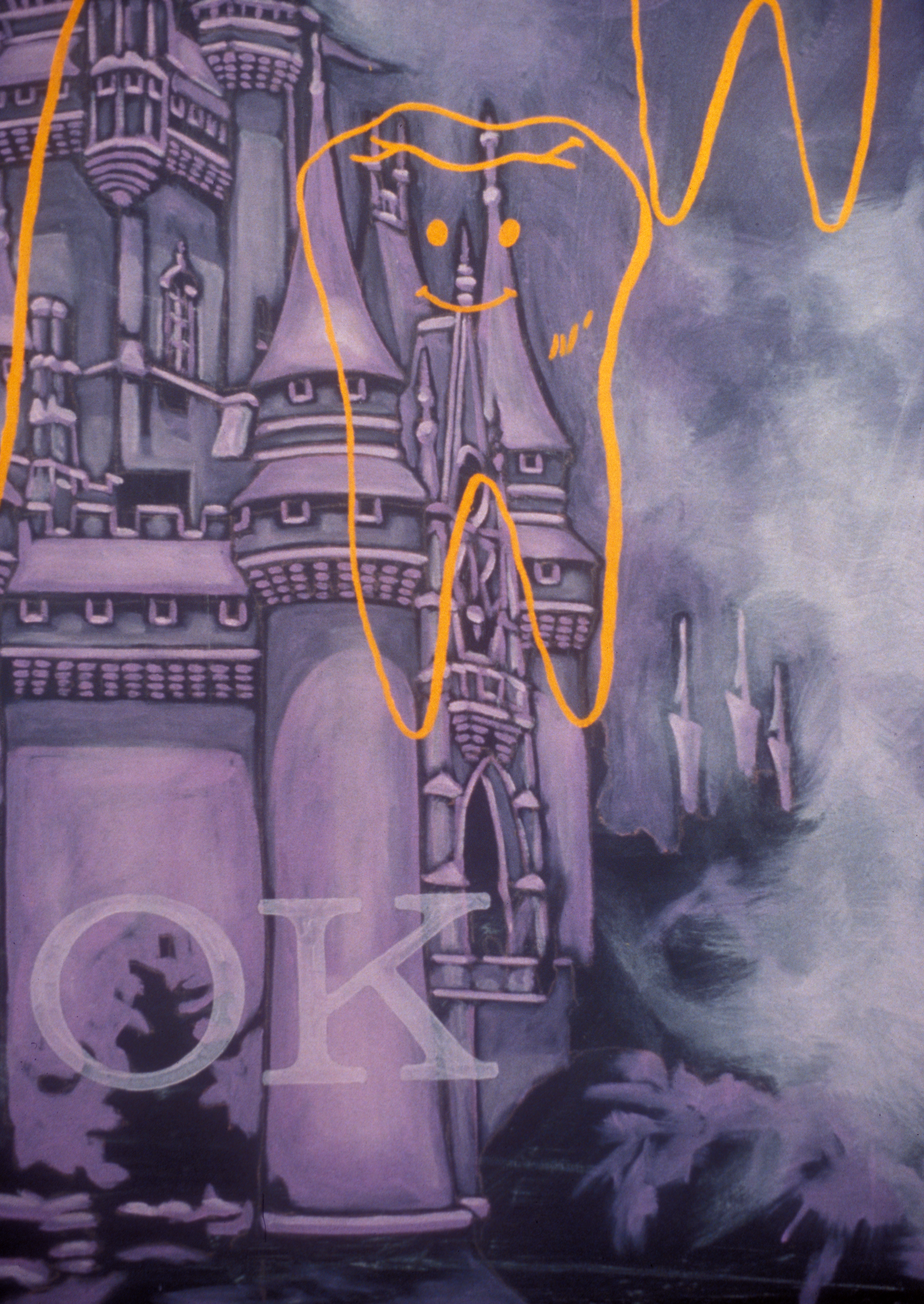 detail (magic kingdom) michael cook