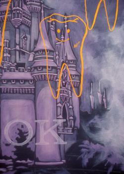 detail (magic kingdom) michael cook
