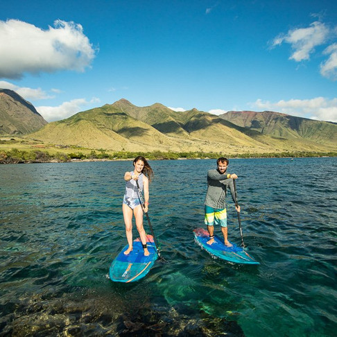 Sunzee in Maui