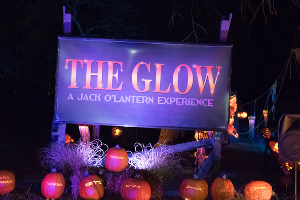 The Glow: A Jack O'Lantern Experience!