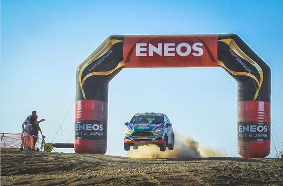 2016 Cyprus Rally ERC