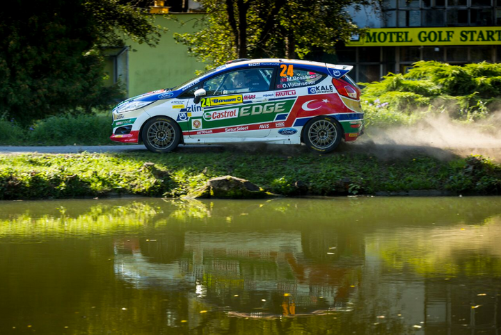 2016 Barum Czech Rally Zlin