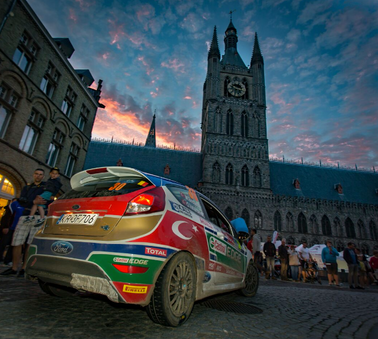 2016 Ypres Rally ERC