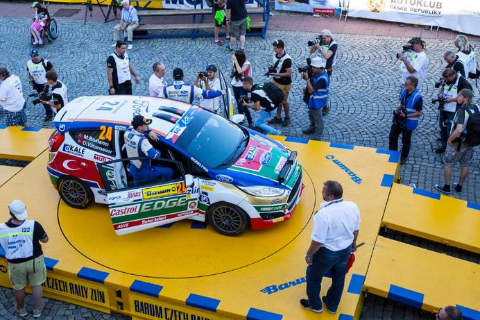 2016 Barum Czech Rally Zlin