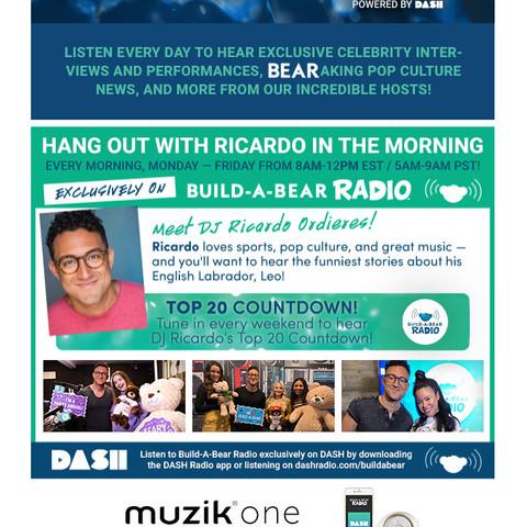 Build-A-Bear Radio