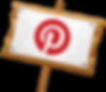 Pinterest Sign