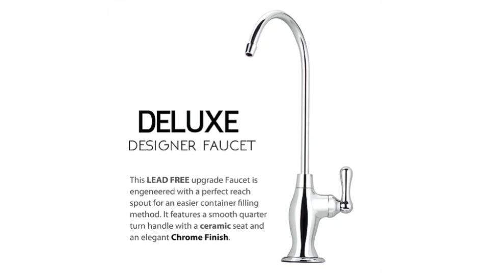 Deluxe Designer Faucet