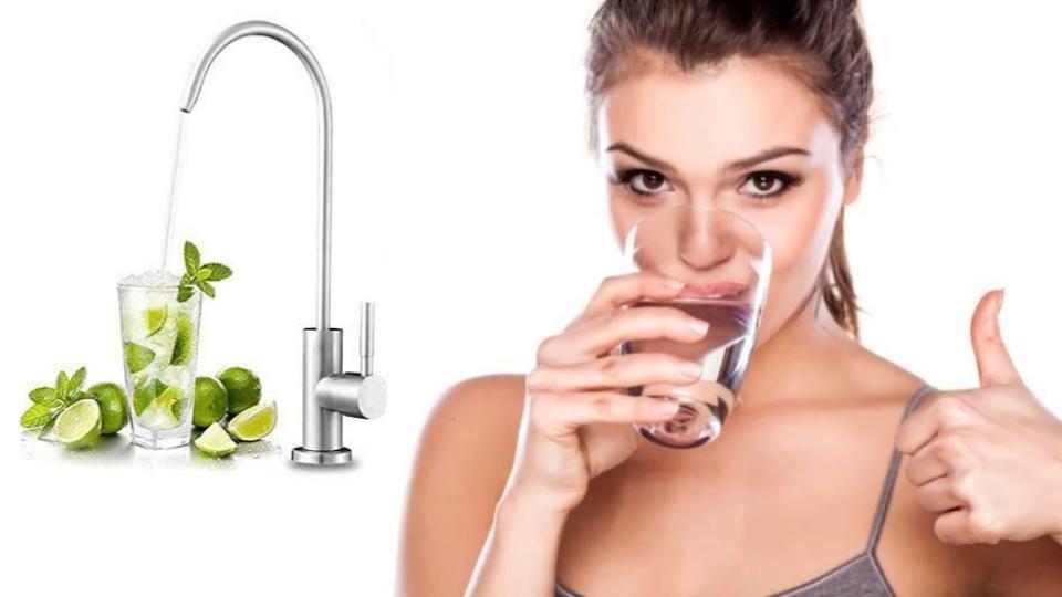 Premium Kitchen Water Filter System