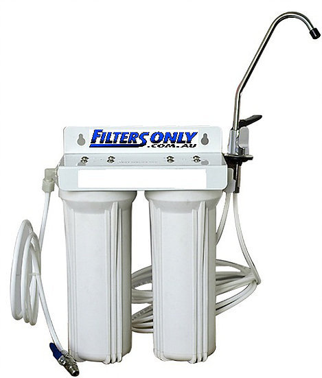 Domestic Water Filter with FREE Upgrade to a Deluxe Designer Filter Tap