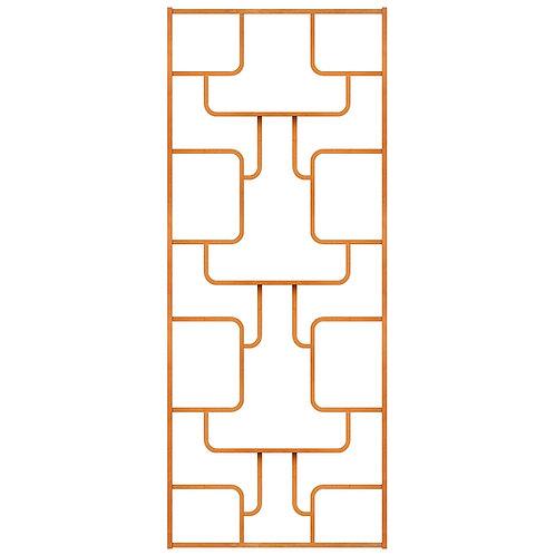 Dividing wall/Dělící květinová stěna