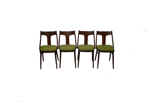 Set of 4 chairs/Set 4 židlí