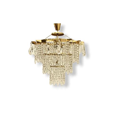 Crystal chandelier/Křišťálový lustr