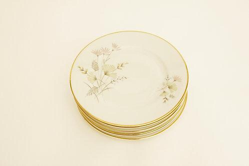 Sada dezertních talířů/Set of dessert plates