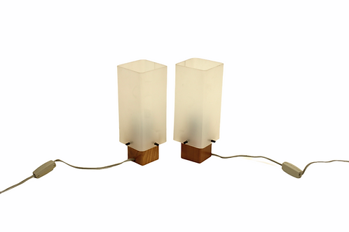 Pair of lamps/Pár lampiček