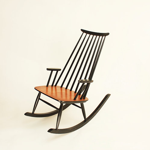 Finské křeslo/Finnish rocking chair