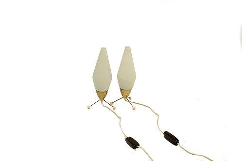 Rocket lamps/Lampičky rakety