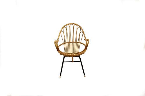 Wicker chair/Rattanová židle
