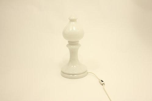 Glass chess lamp/Lampa