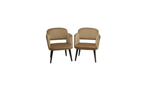 Velvet chairs/Sametová křesla