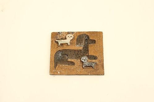 Pottery tile/Keramická kachle
