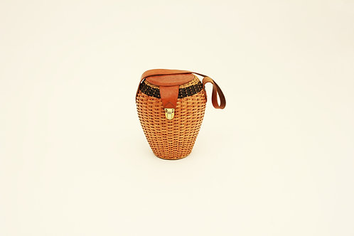 Wicker basket/Proutěná kabelka