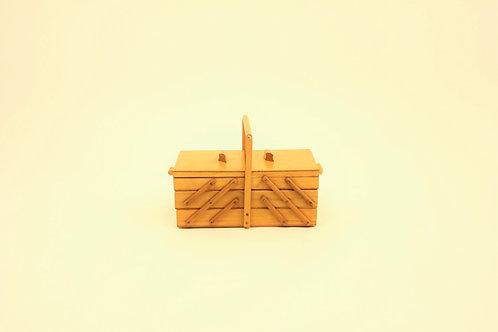 Sewing box/Krabice na šití