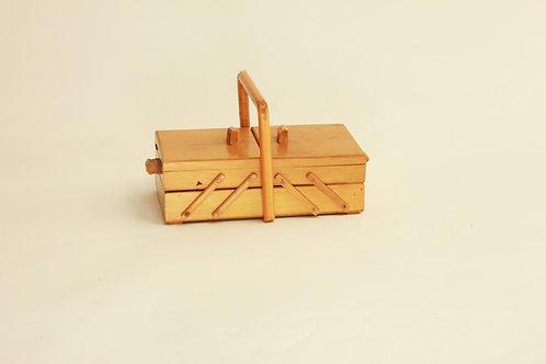 Krabice na šití/Sewing box